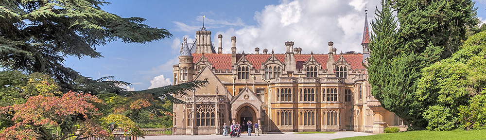 Tyntesfield, Bristol