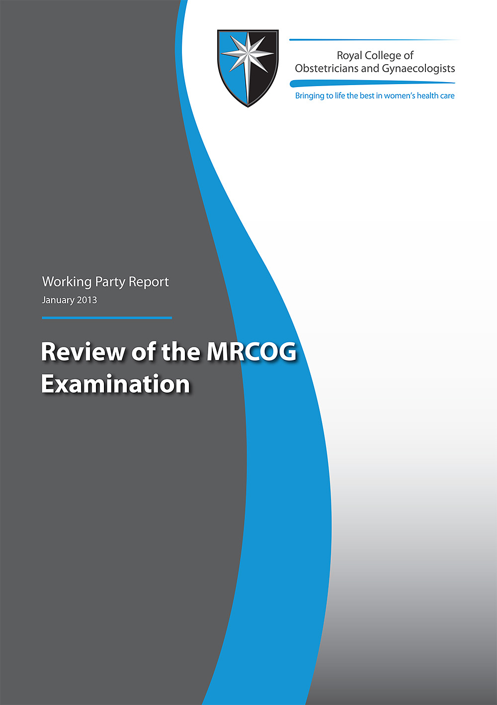 review of the mrcog examination andrew welsh review of the mrcog examination front cover