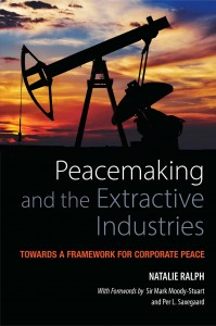Peacemaking front cover