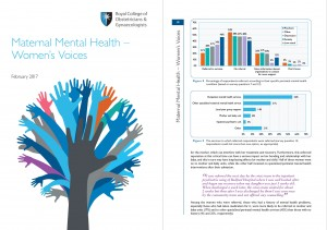 Maternal Mental Health front cover