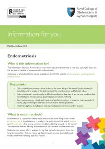 PI Endometriosis