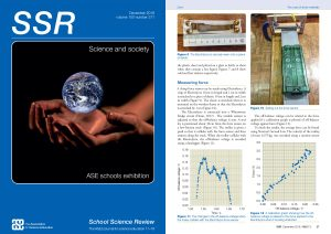 SSR December 2018 front cover page and page 27